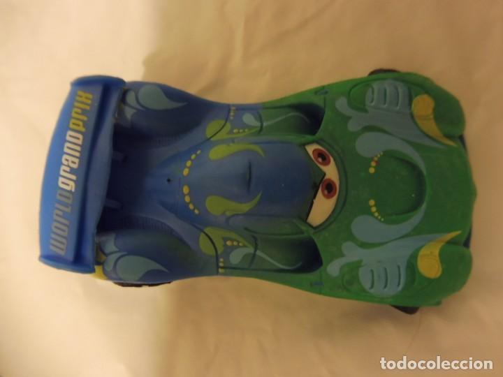 Figuras de Goma y PVC: Bullyland figura goma pvc Disney Pixar Cars coche Carla Velosco con etiqueta - Foto 3 - 217282310