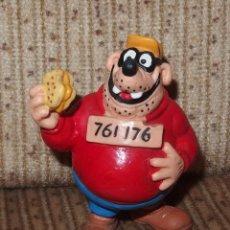 Figuras de Goma y PVC: GOLFO APANDADOR CON HAMBURGUESA,GOLFOS APANDADORES,BULLY,W.GERMANY,1989. Lote 217584711