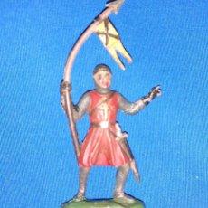 Figuras de Goma y PVC: REAMSA 3 GOMA. Lote 217639561