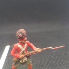 Figuras de Goma y PVC: SOLDADO ESCOCÉS DEETAIL MADE IN ENGLAND BRITAIN'S 1971. Lote 217680156