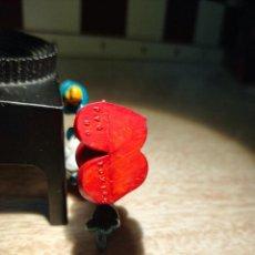 Figuras de Goma y PVC: RARO PITUFO /SMURFS / SCHLUMPF/ SCHTROUMPF, PVC NO TÓXICO, EN ESTADO EXCEPCIONAL.. Lote 217712737