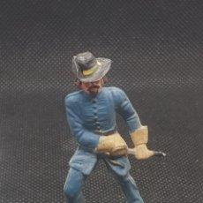 Figuras de Goma y PVC: CAPITÁN GUERRA CIVIL AMERICANA STARLUX. Lote 217832720