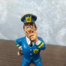 Figuras de Goma y PVC: FIGURA PVC OFICIAL MATUTE SERIE DON GATO HANNA BARBERA COMICS SPAIN VINTAGE AÑOS 80. Lote 217842463