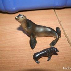 Figuras de Goma y PVC: FIGURA MUÑECO SCHLEICH LEON 2006. Lote 217900455