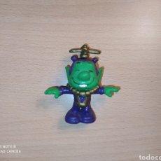 Figuras de Goma y PVC: MUÑECOS ASTROSNIKS PITUFOS DEL ESPACIO SNIKS SNICKS EXTRATERRESTRE BULLY SNIK (PRECIO INDIVIDUAL). Lote 182977895