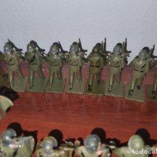 Figuras de Goma y PVC: LOTE SOLDADOS INFANTERÍA SOLDIS. Lote 218147438