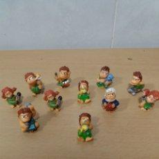 Figuras Kinder: KINDER CAVERNÍCOLA. Lote 218147535
