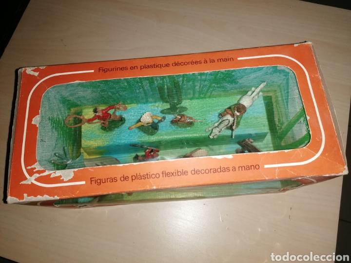 Figuras de Goma y PVC: Antigua caja VIDEORAMA de REAMSA - Foto 4 - 218163517