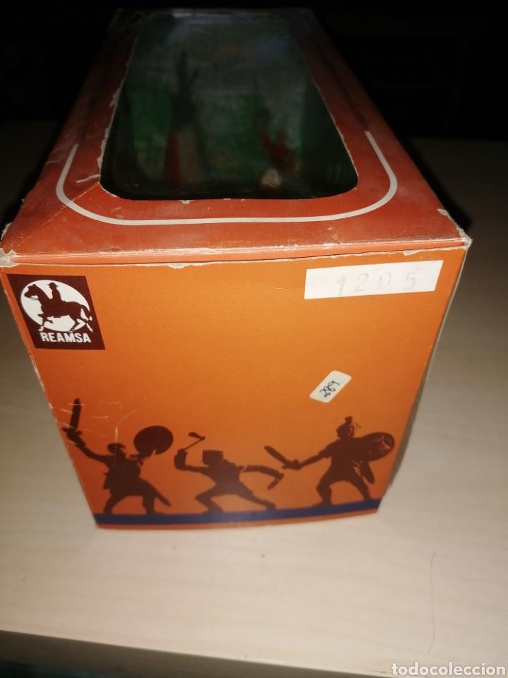 Figuras de Goma y PVC: Antigua caja VIDEORAMA de REAMSA - Foto 5 - 218163517
