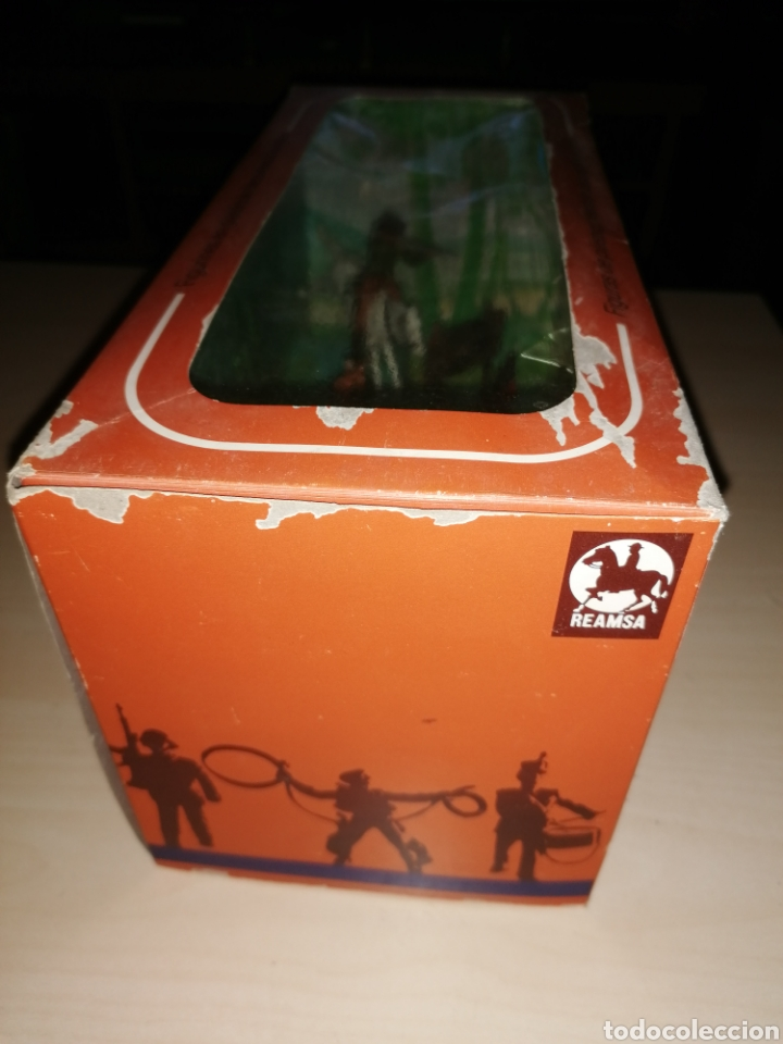 Figuras de Goma y PVC: Antigua caja VIDEORAMA de REAMSA - Foto 6 - 218163517