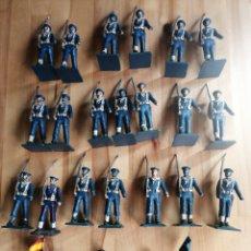 Figuras de Goma y PVC: GRAN LOTE DESFILE DE MARINA REAMSA, 25 PIEZAS. VER DESCRIPCION. Lote 218180596