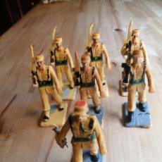 Figuras de Goma y PVC: LOTE 7 REGULARES REAMSA. Lote 218204100