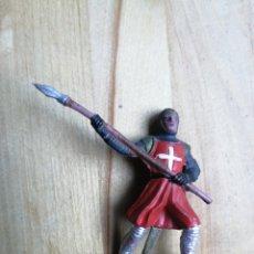 Figuras de Goma y PVC: FIGURA REAMSA, EDAD MEDIA N° 130. Lote 218225583