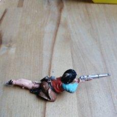 Figuras de Goma y PVC: FIGURA REAMSA VAQUERO N° 66. Lote 218227582