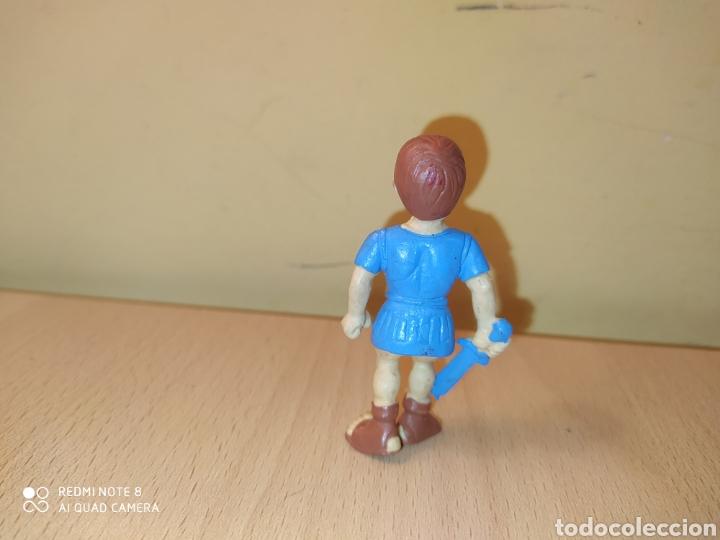 Figuras de Goma y PVC: Figura Erase una vez el Hombre Pedrito años 80 PVC - Foto 2 - 218227935