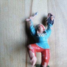 Figuras de Goma y PVC: FIGURA REAMSA INDIO REFERENCIA N° 68. Lote 218228575
