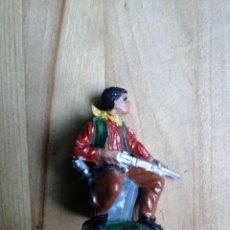 Figuras de Goma y PVC: FIGURA REAMSA VAQUERO N°67. Lote 218233200
