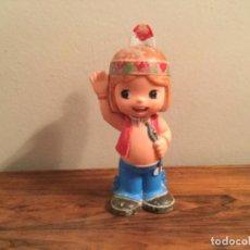 Figure di Gomma e PVC: MUÑECO PVC SENDA DEL BOSQUE DE TALLAC. JACKIE Y NUCA. DE BB.. Lote 218235493