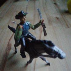 Figuras de Goma y PVC: FIGURA REAMSA TEXAS COWBOY N° 484. Lote 218238845
