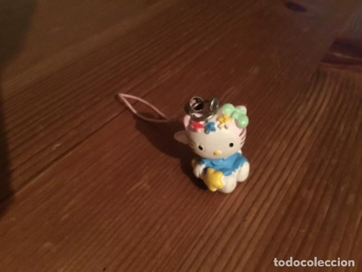 "Figuras de Goma y PVC: COLGANTE DE MOVIL ""HELLO KITTY"" con alitas - Foto 1 - 218240956"