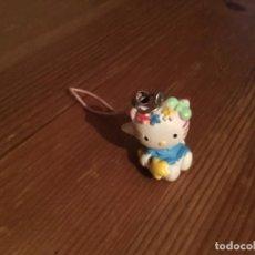 """Figuras de Goma y PVC: COLGANTE DE MOVIL """"HELLO KITTY"""" CON ALITAS. Lote 218240956"""