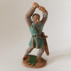Figuras de Goma y PVC: FIGURA MEDIEVAL REAMSA. Lote 218407615