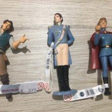 Figuras de Goma y PVC: 3 FIGURAS PVC DISNEY - NUEVOS CON LAS ETIQUETAS. Lote 218444085