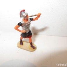 Figuras de Goma y PVC: ELASTOLIN HISTOREX SOLDADO ROMANO EXIN CASTILLOS BUEN ESTADO,BARATO. Lote 226114442