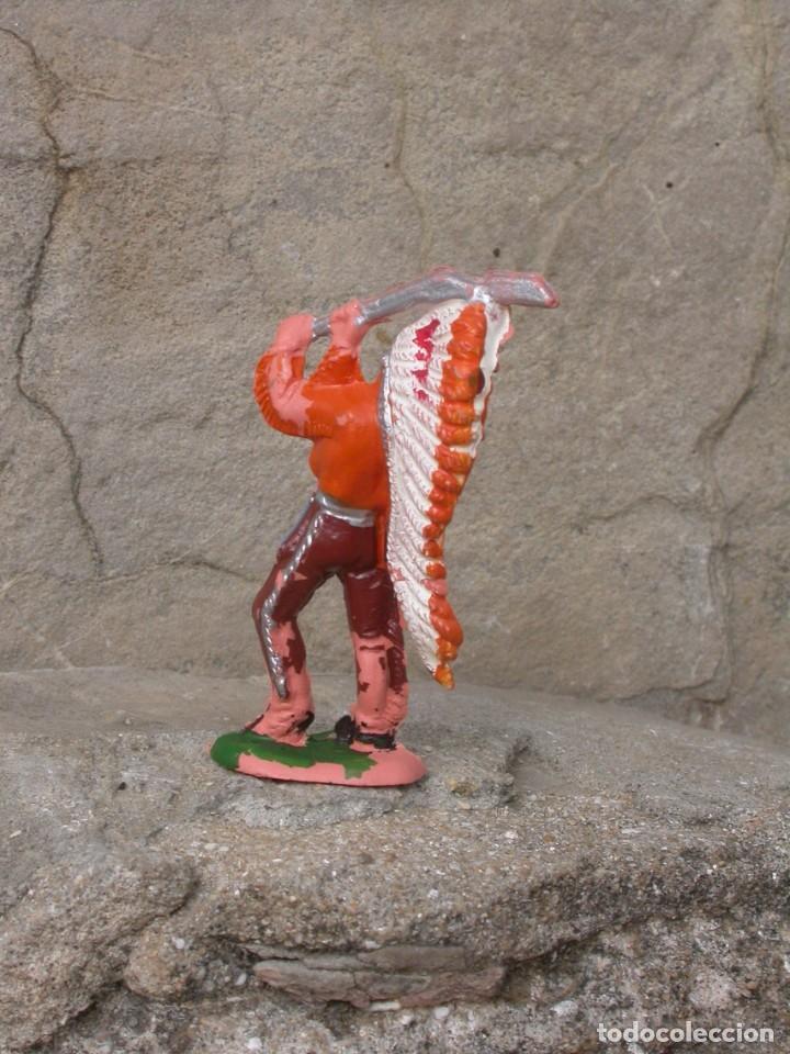 Figuras de Goma y PVC: REAMSA COMANSI PECH LAFREDO JECSAN TEIXIDO GAMA MOYA SOTORRES STARLUX ROJAS ESTEREOPLAST - Foto 2 - 218527845