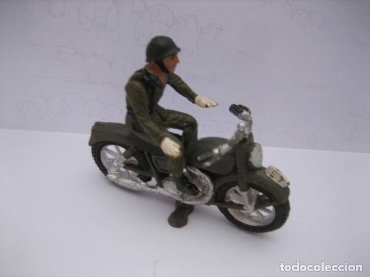 MOTORISTA TEIXIDOR (Juguetes - Figuras de Goma y Pvc - Teixido)