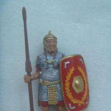 Figuras de Goma y PVC: FIGURA DE LEGIONARIO ROMANO , DE BULLYLAND . MADE IN GERMANY. Lote 218544740