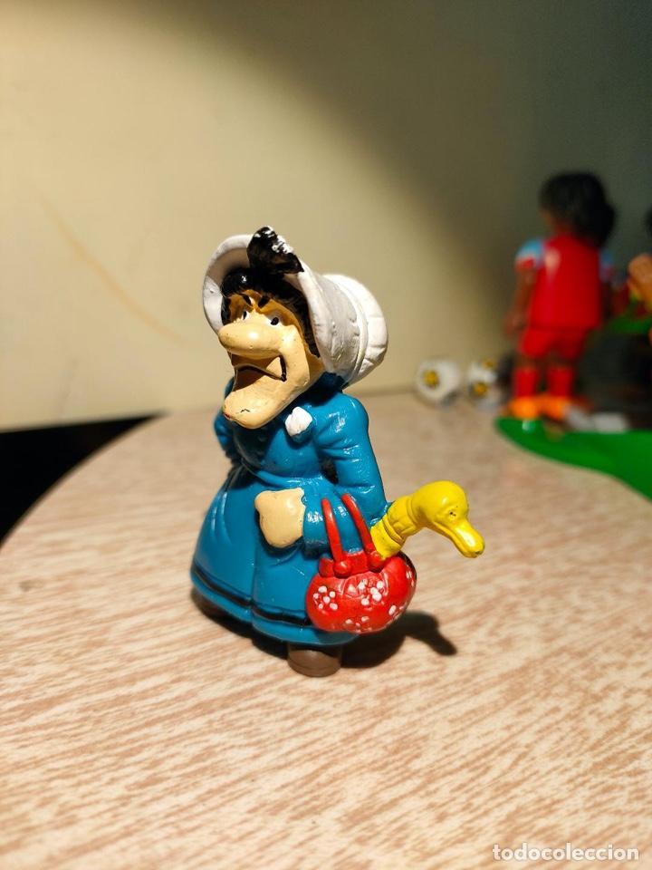 Figuras de Goma y PVC: LUCKY LUKE FIGURAS EN PVC SCHLEICH 1984 MAMA DALTON - Foto 2 - 218563528