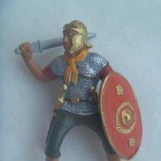 Figuras de Goma y PVC: FIGURA DE LEGIONARIO ROMANO , DE BULLYLAND . MADE IN GERMANY. Lote 218575727