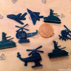 Figuras de Goma y PVC: FIGURAS MONTAPLEX SOBRES SORPRESA. Lote 218606311