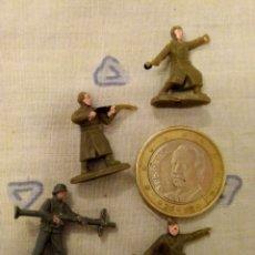 Figuras de Goma y PVC: FIGURAS MONTAPLEX SOBRES SORPRESA. Lote 218606668