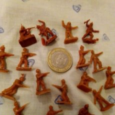 Figuras de Goma y PVC: FIGURAS MONTAPLEX SOBRES SORPRESA. Lote 218606983