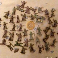 Figuras de Goma y PVC: FIGURAS MONTAPLEX SOBRES SORPRESA. Lote 218607132