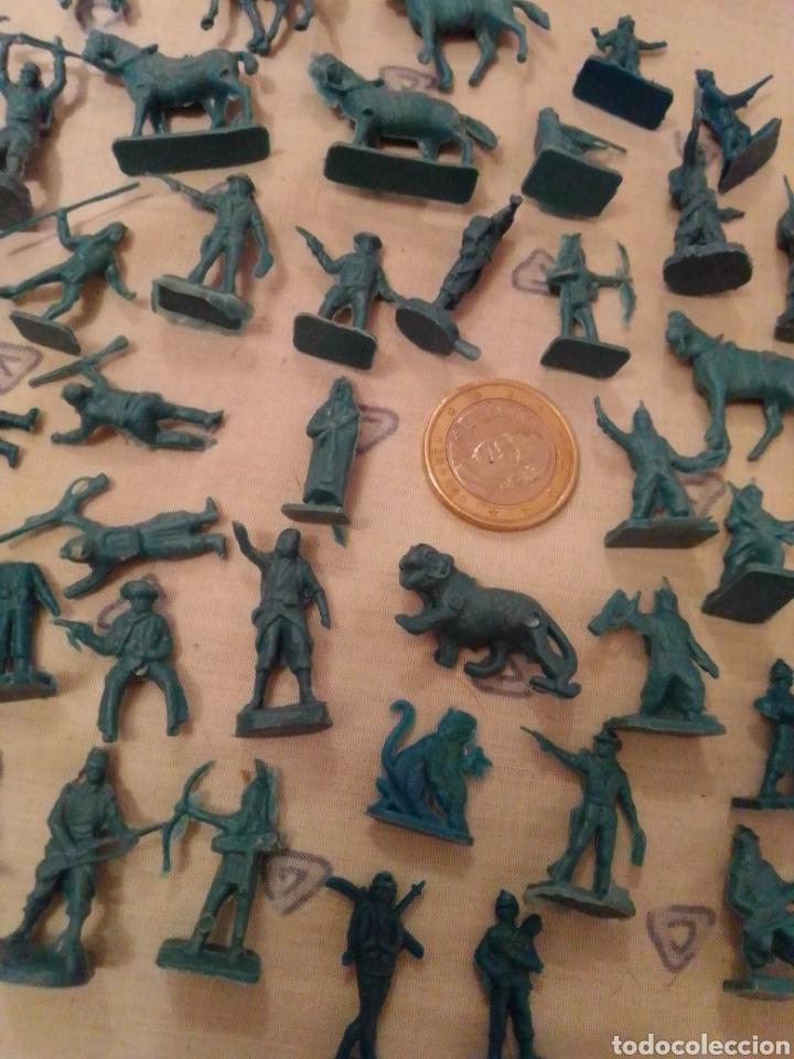 Figuras de Goma y PVC: Figuras montaplex sobres sorpresa - Foto 2 - 218607403