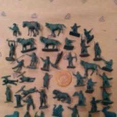 Figuras de Goma y PVC: FIGURAS MONTAPLEX SOBRES SORPRESA. Lote 218607403