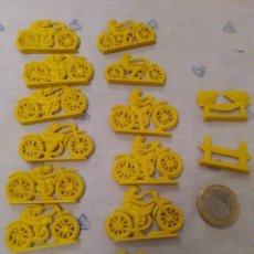 Figuras de Goma y PVC: FIGURAS MONTAPLEX SOBRES SORPRESA. Lote 218607726