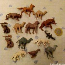 Figuras de Goma y PVC: FIGURAS MONTAPLEX SOBRES SORPRESA. Lote 218608053