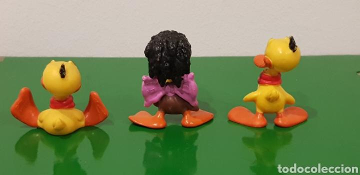 Figuras de Goma y PVC: LOTE 3 FIGURAS, 2 DE Alfred J. Kwak Y 1 DE Winnie LA PATA / Schleich - 1990 HVSB - Foto 4 - 218631978