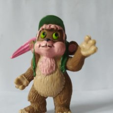 Figuras de Goma y PVC: FIGURA EWOKS, COMICS SPAIN 1986, MUY BUEN ESTADO!!!!. Lote 218639832