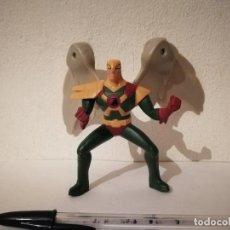 Figuras de Goma y PVC: FIGURA PVC - SUPERHEROE HAWKMAN CON MECANISMO - DC COMICS - LIGA DE LA JUSTICIA. Lote 218649910