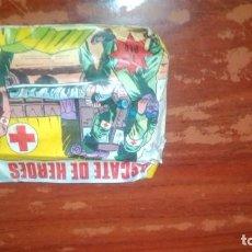 Figuras de Goma y PVC: LOTE B MINI SOBRE TIPO MONTAPLEX CRUZ ROJA AÑOS 60. Lote 218683427