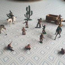 Figurines en Caoutchouc et PVC: LOTE FIGURAS ANTIGUAS DE GOMA VARIAS MARCAS. Lote 218721287