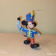 Figuras de Goma y PVC: FIGURA MICKEY MOUSE DIRECTOR ANIMADOR CIRCO COMICS SPAIN PVC DISNEY RATÓN. Lote 218790413
