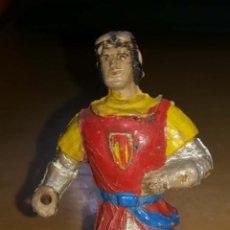 Figuras de Goma y PVC: CAPITAN TRUENO. Lote 218809988