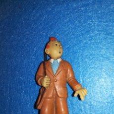 Figuras de Goma y PVC: FIGURA TIN TIN COMICS SPAIN. Lote 218857672