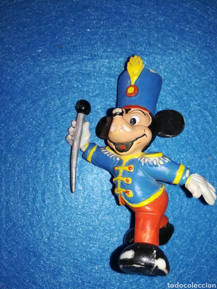 FIGURA MICKEY MOUSE PVC COMICS SPAIN (Juguetes - Figuras de Goma y Pvc - Comics Spain)